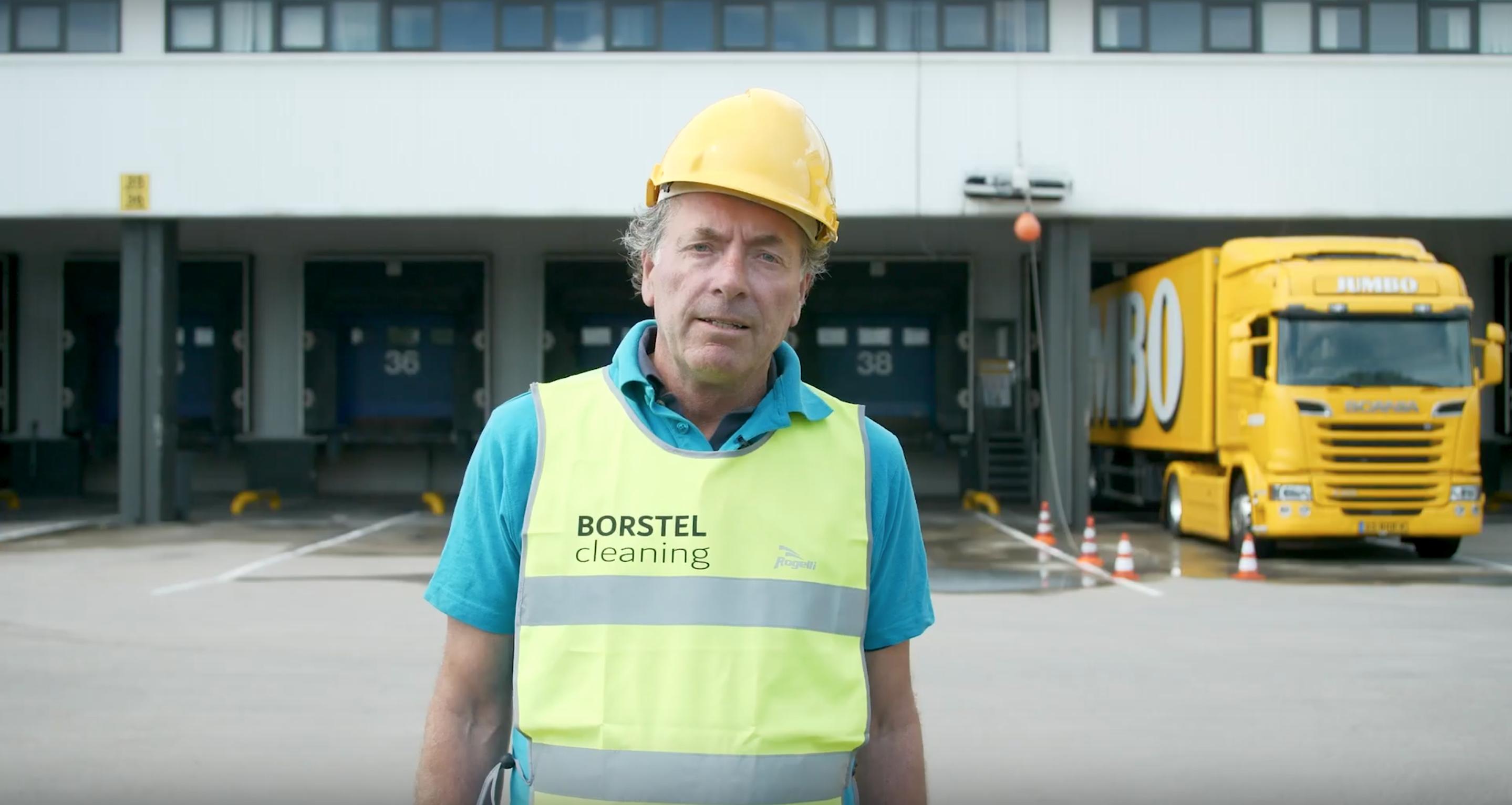 Promotievideo Borstelcleaning